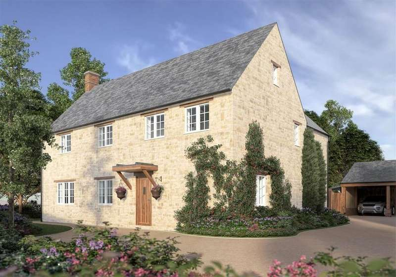 5 Bedrooms Detached House for sale in Church Street, Silverstone, Northampton