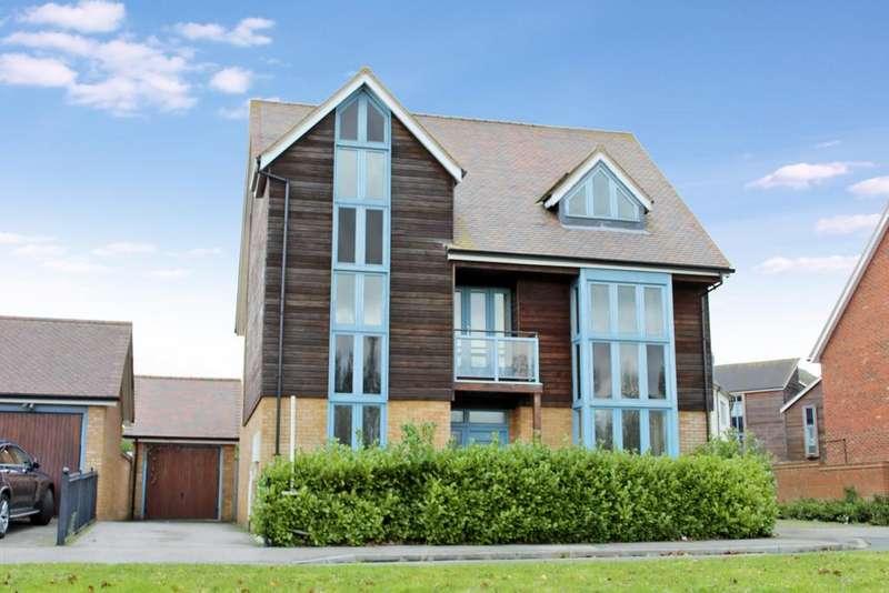 6 Bedrooms Detached House for sale in Kingswear Drive, Broughton, Milton Keynes MK10