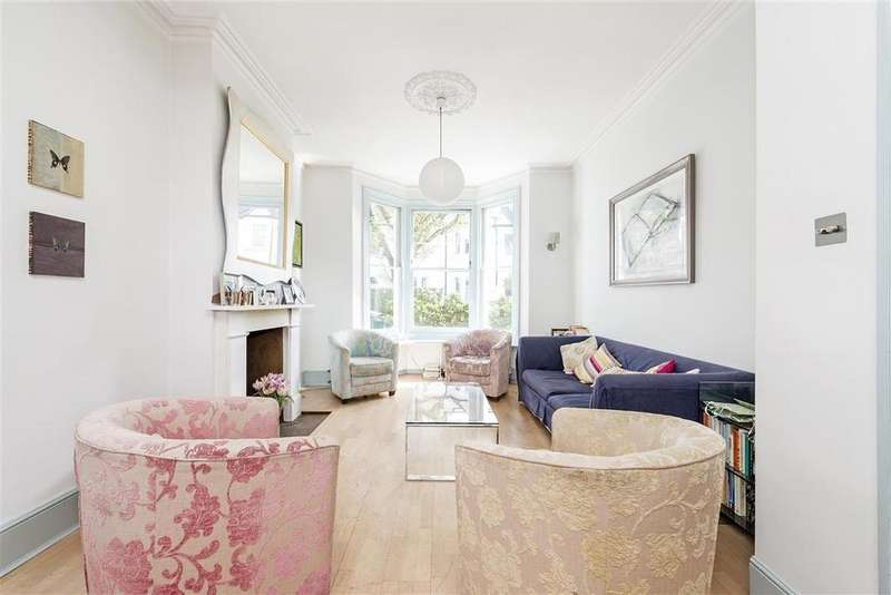5 Bedrooms Terraced House for sale in Iffley Road, W6