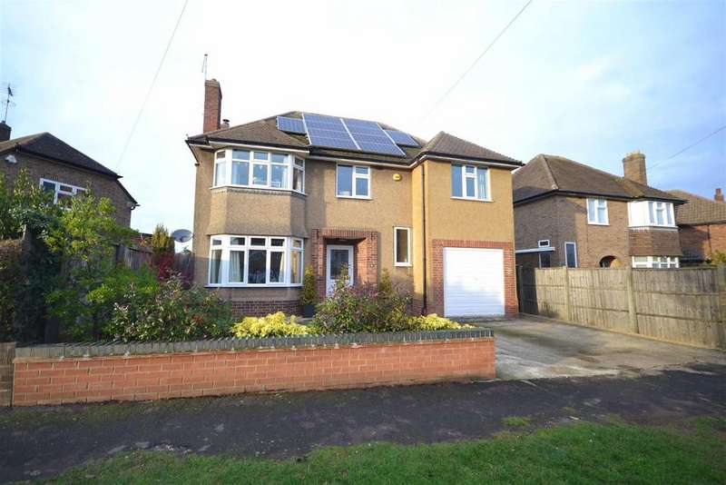 5 Bedrooms Detached House for sale in Ermine Way, Stamford