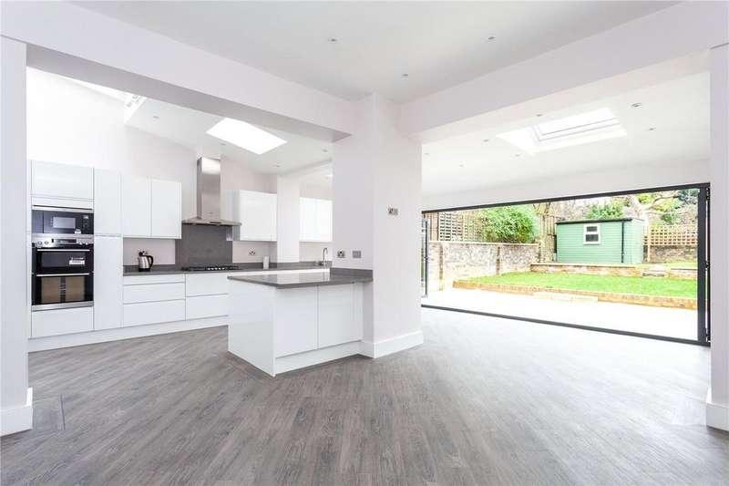 5 Bedrooms Terraced House for sale in Womersley Road, London, N8