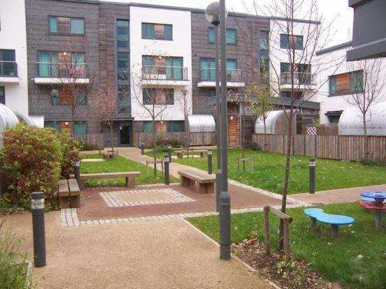 1 Bedroom Apartment Flat for sale in 6 Ted Bates Road, Southampton, Hampshire, SO14