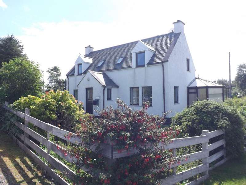 3 Bedrooms Detached House for sale in Alan Brae, Portree Road, Dunvegan IV55