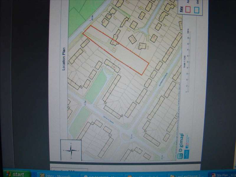 Property for sale in House & Land, 239 Cardington Road, Bedford