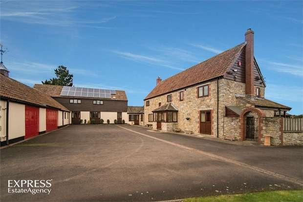 6 Bedrooms Detached House for sale in Haydon, Taunton, Somerset