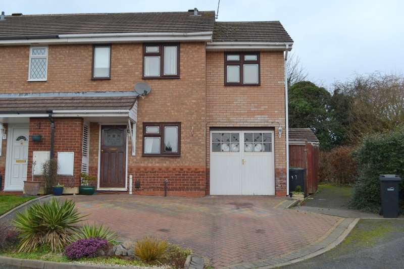 4 Bedrooms Semi Detached House for sale in Whinberry Rise (Off Coopers Bank Road, Gornal)
