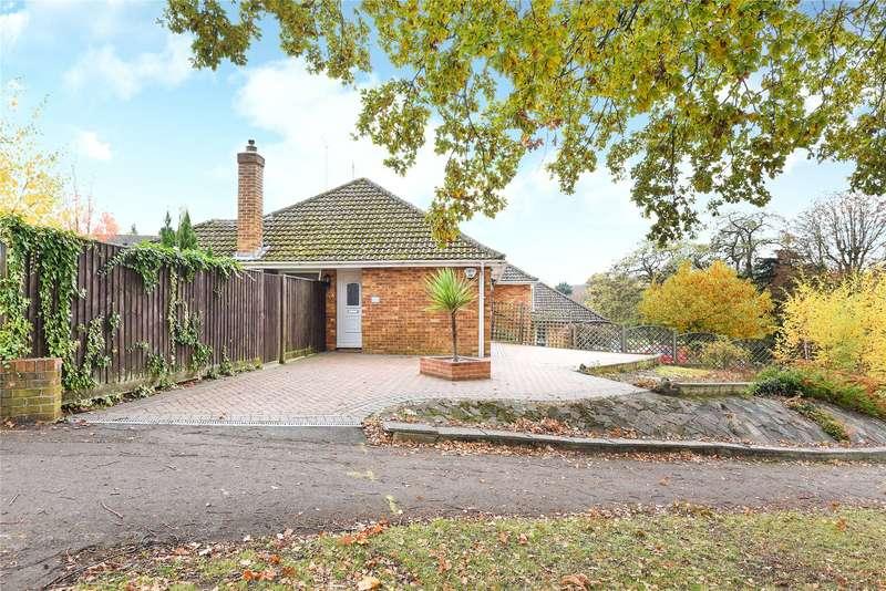 2 Bedrooms Semi Detached Bungalow for sale in Pierces Hill, Tilehurst, Reading, Berkshire, RG31