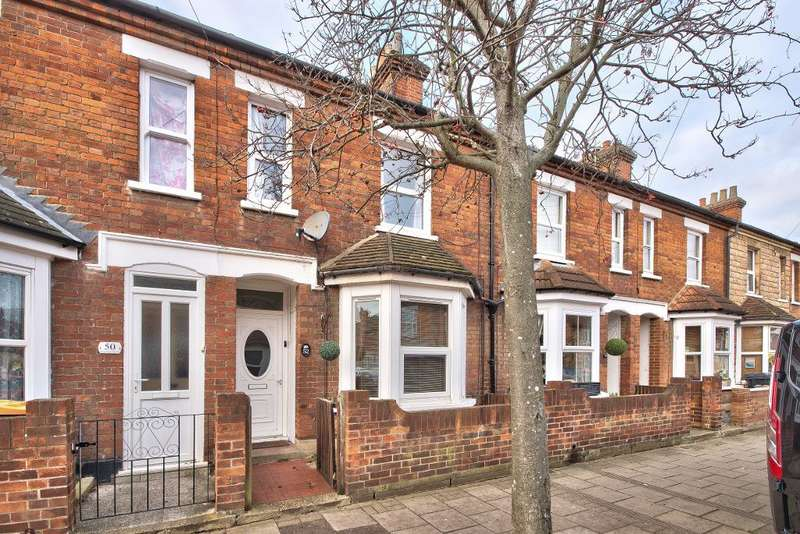 2 Bedrooms Terraced House for sale in Denmark Street, Bedford, MK40 3TQ
