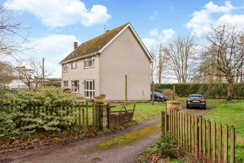 4 Bedrooms Link Detached House for sale in 66 Main Road, Cleeve, Bristol, North Somerset