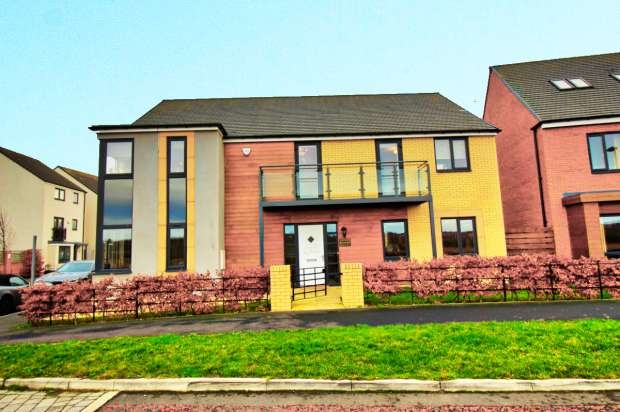 5 Bedrooms Detached House for sale in Spindlestone View, Newcastle Upon Tyne, Tyne And Wear, NE13 9AQ
