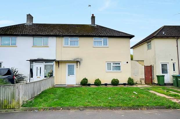 3 Bedrooms Semi Detached House for sale in Cumbrian Way, Southampton, Hampshire, SO16 4AN
