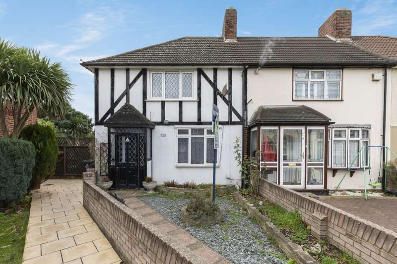 2 Bedrooms Property for sale in Wood Lane, Dagenham, RM9