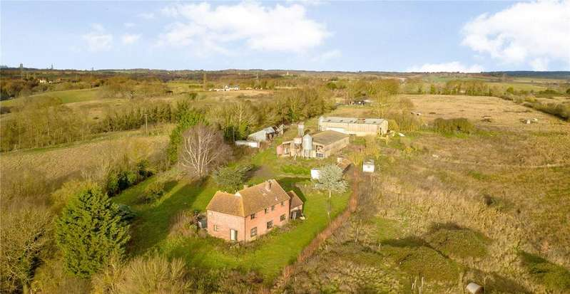 4 Bedrooms Detached House for sale in Alphamstone, Bures, Essex, CO8