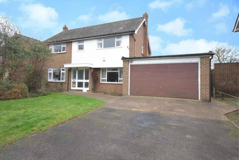 5 Bedrooms Detached House for sale in Church Green, Roxwell, Chelmsford, Essex, CM1