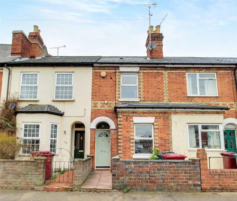 2 Bedrooms Terraced House for sale in Alma Street, Reading, Berkshire, RG30