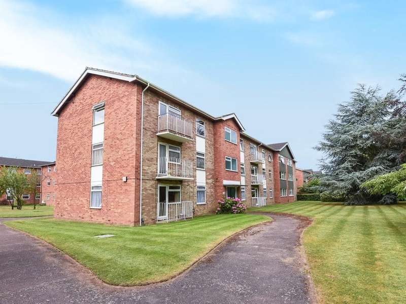 2 Bedrooms Apartment Flat for sale in Caroline Court, Bath Road, Reading, RG1