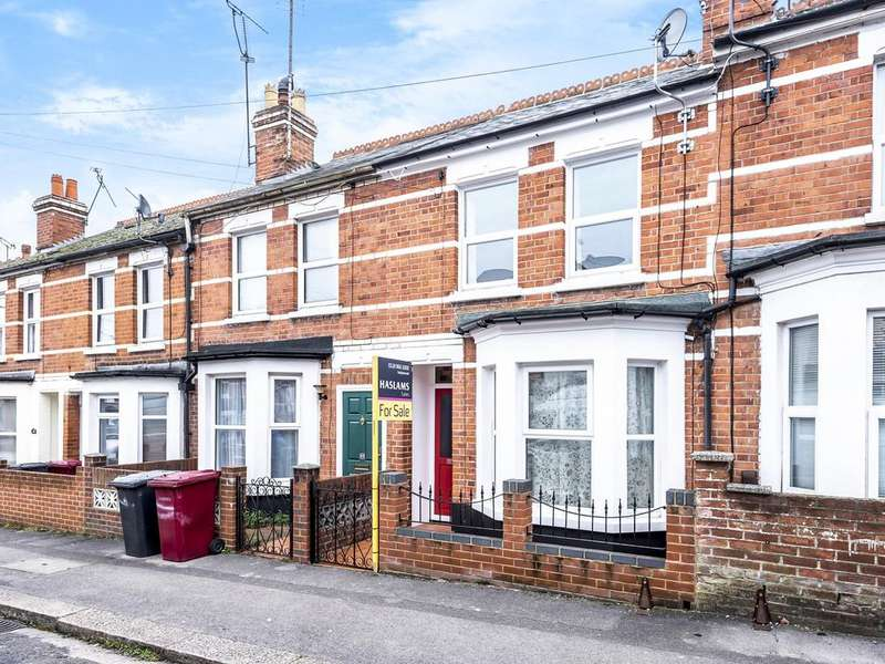 3 Bedrooms Terraced House for sale in Belmont Road, Reading, RG30
