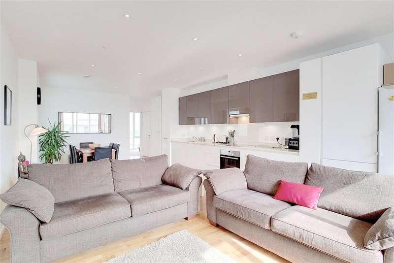 3 Bedrooms Flat for sale in Sunrise Close, London, E20