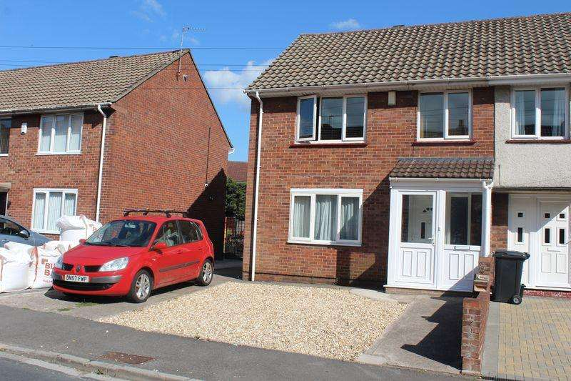 3 Bedrooms End Of Terrace House for sale in Primrose Lane, Kingswood, Bristol
