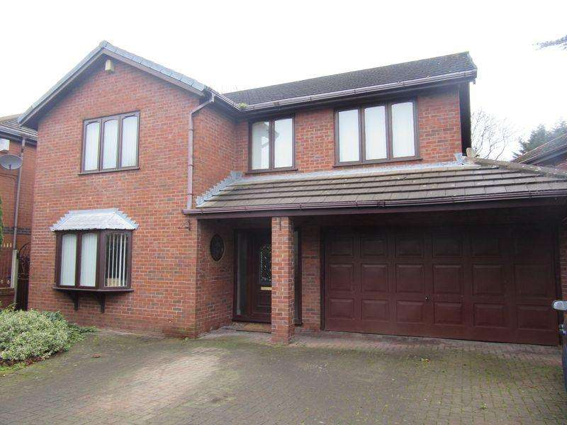 5 Bedrooms Detached House for sale in Brook Park, Liverpool, L31 7EB