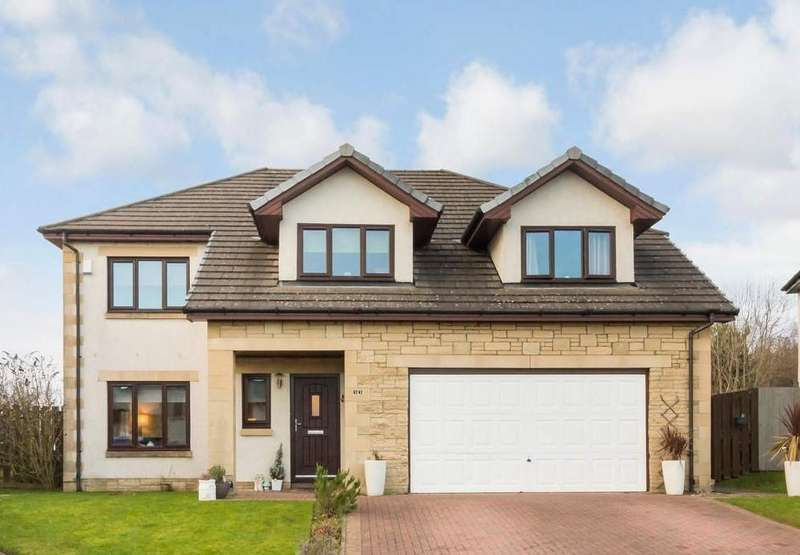 5 Bedrooms Detached House for sale in 33 Chapmans Brae, Bathgate