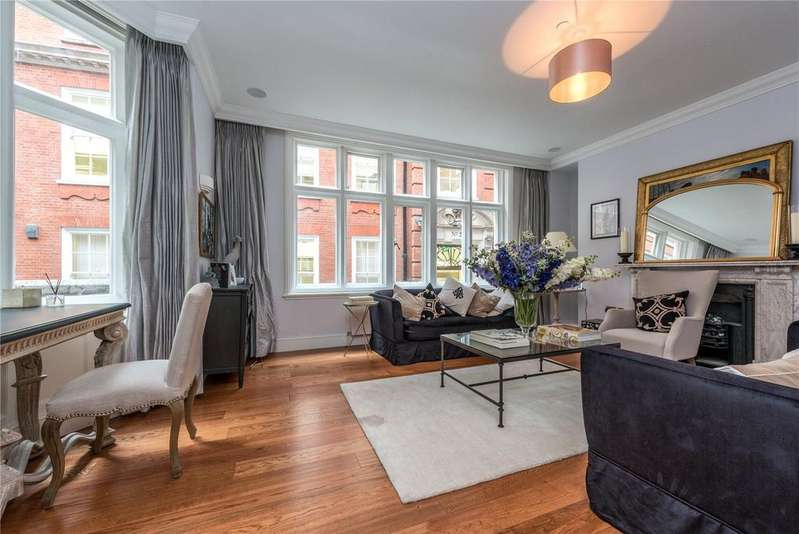 4 Bedrooms Semi Detached House for sale in Ironmonger Lane, Bank, The City, London, EC2V