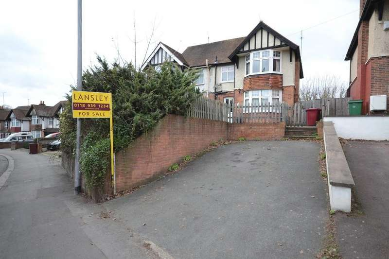 4 Bedrooms Semi Detached House for sale in Grovelands Road, Reading