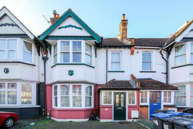 5 Bedrooms Terraced House for sale in Norbury Crescent, London, SW16