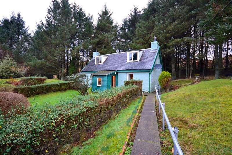 3 Bedrooms Detached House for sale in Kilninian Cottage, Torloisk