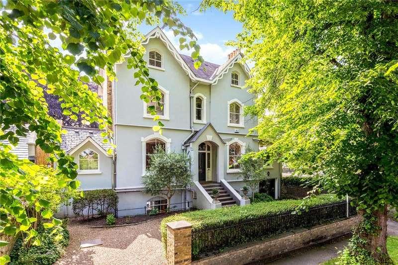 5 Bedrooms Detached House for sale in Putney Park Avenue, London, SW15