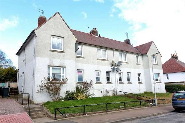 3 Bedrooms Flat for sale in Ruthrie Terrace, Aberdeen