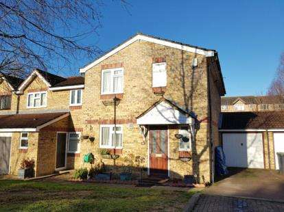 3 Bedrooms Detached House for sale in Peppercorn Walk, Hitchin, Hertfordshire