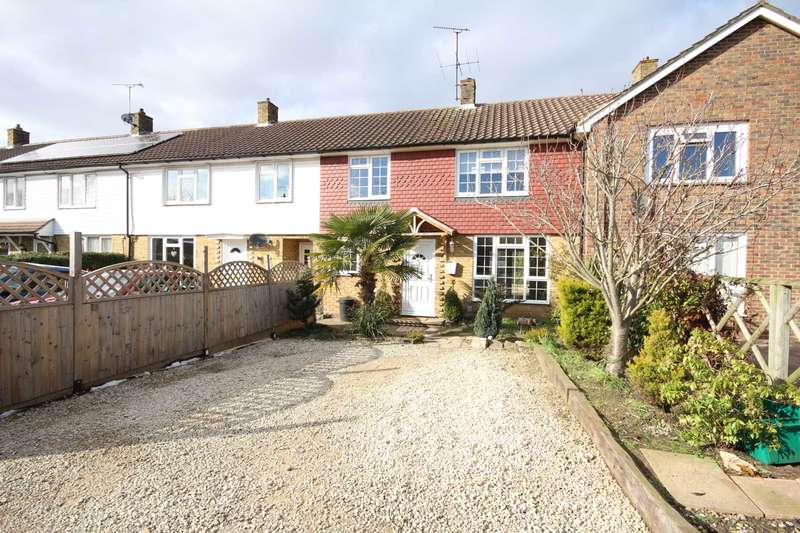 3 Bedrooms Terraced House for sale in Anneforde Place, Priestwood