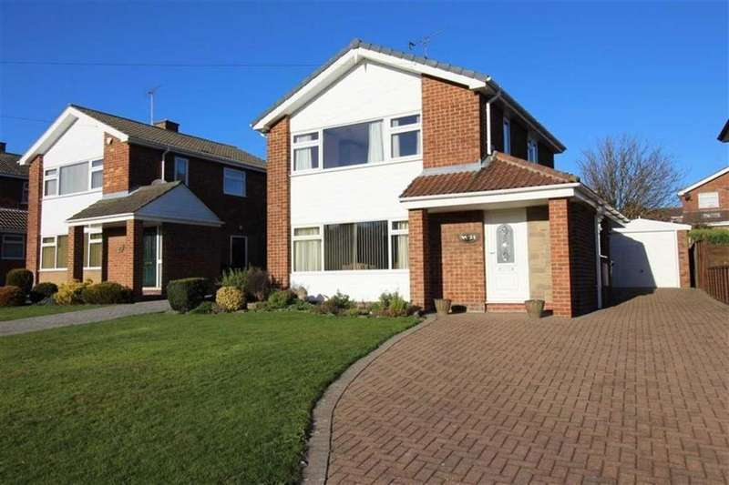 3 Bedrooms Detached House for sale in Lowlands Road, Belper