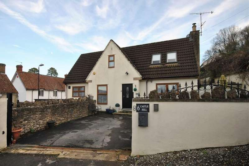 2 Bedrooms Unique Property for sale in Castle Hill, Banwell, BS29