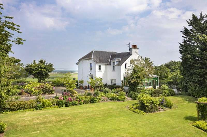 4 Bedrooms Detached House for sale in Freuchie Mill House (Lot 1), Freuchie, Cupar, Fife, KY15