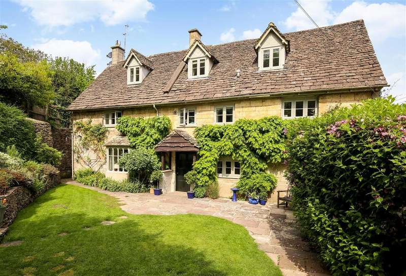 5 Bedrooms Semi Detached House for sale in Selsley West, Stroud
