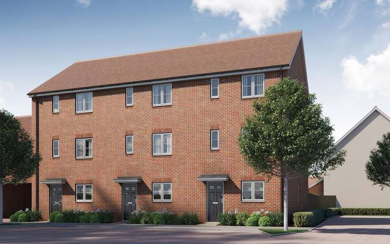 4 Bedrooms Semi Detached House for sale in Plot 55, The Pembroke, Tavistock Place, BEDFORD, MK45
