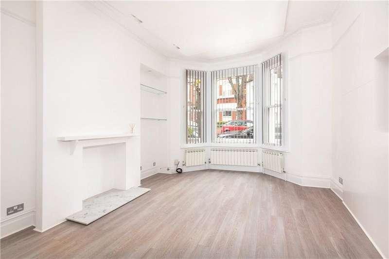 3 Bedrooms Terraced House for sale in Bramfield Road, Wandsworth, London, SW11