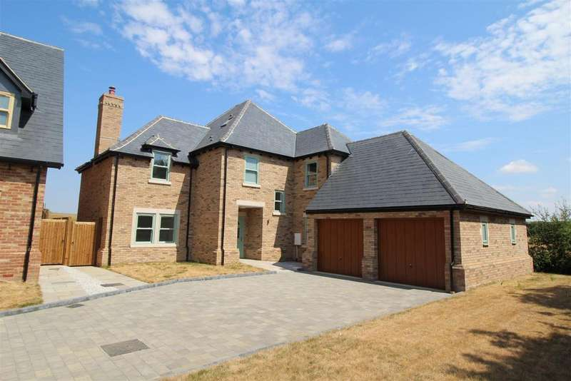 5 Bedrooms Detached House for sale in Jacques Lane, Clophill, Bedford