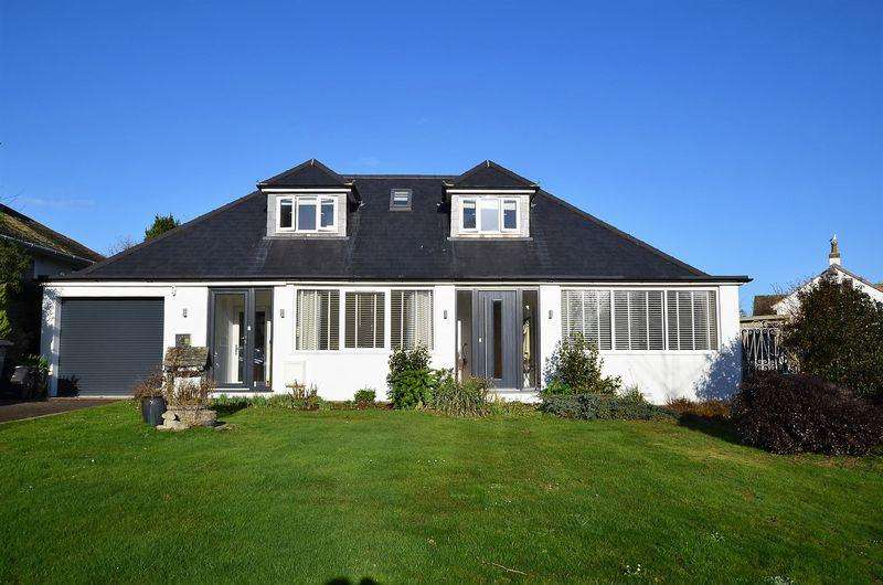5 Bedrooms Bungalow for sale in NORTH ROCKS ROAD BROADSANDS PAIGNTON