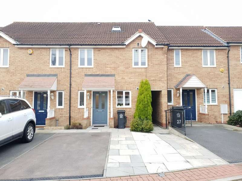 4 Bedrooms Town House for sale in Dunire Close, Beaumont Leys, Leicester