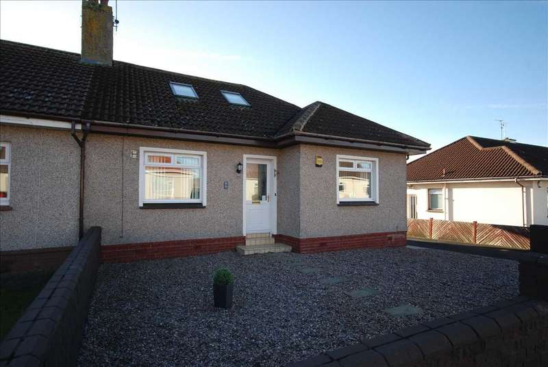 3 Bedrooms Bungalow for sale in Mckillop Place, Saltcoats