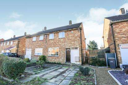 2 Bedrooms Semi Detached House for sale in Littlefield Road, Luton, Bedfordshire