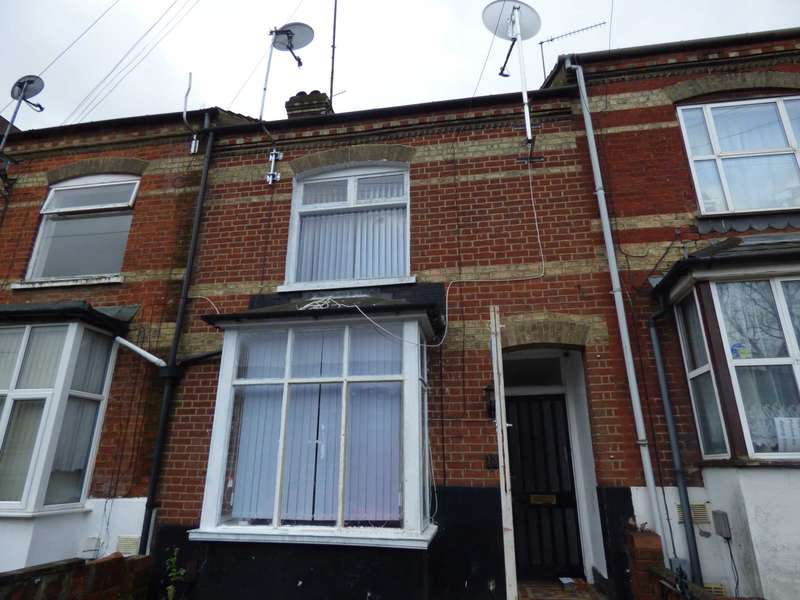4 Bedrooms Terraced House for sale in Grove Road, Luton