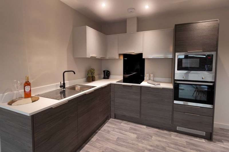 2 Bedrooms Apartment Flat for sale in K2 BOND STREET, KINGSTON UPON HULL, GROSS YIELDS OF 7%