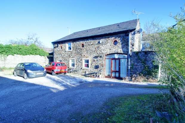 4 Bedrooms Barn Conversion Character Property for sale in The Old Coach House, Queen Street, Ulverston, Cumbria, LA12 7AF