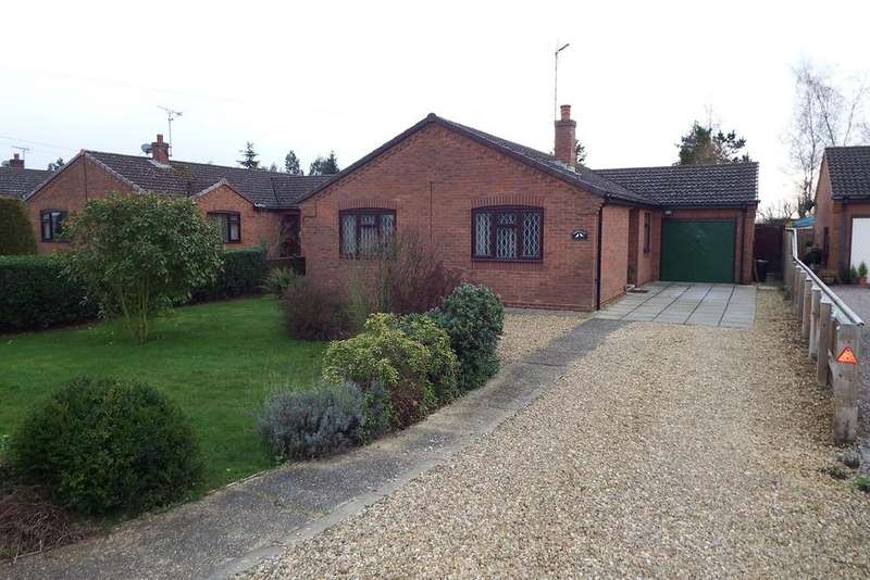 4 Bedrooms Detached Bungalow for sale in Old Main Road, Fleet Hargate, PE12