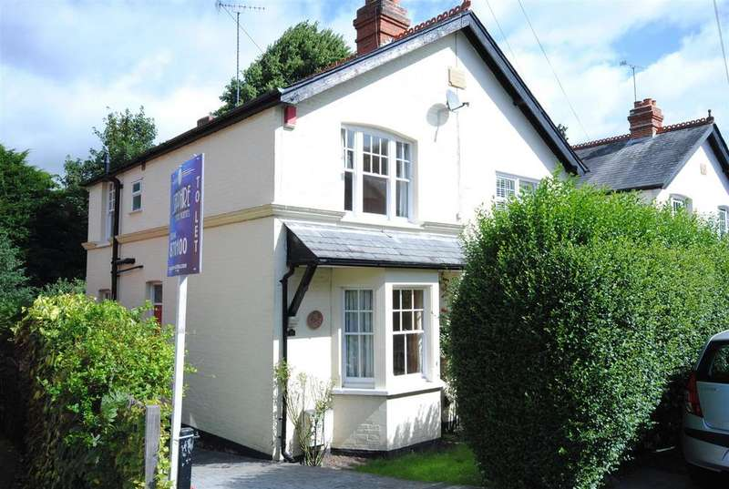 3 Bedrooms Semi Detached House for sale in Lower Village Road, Ascot