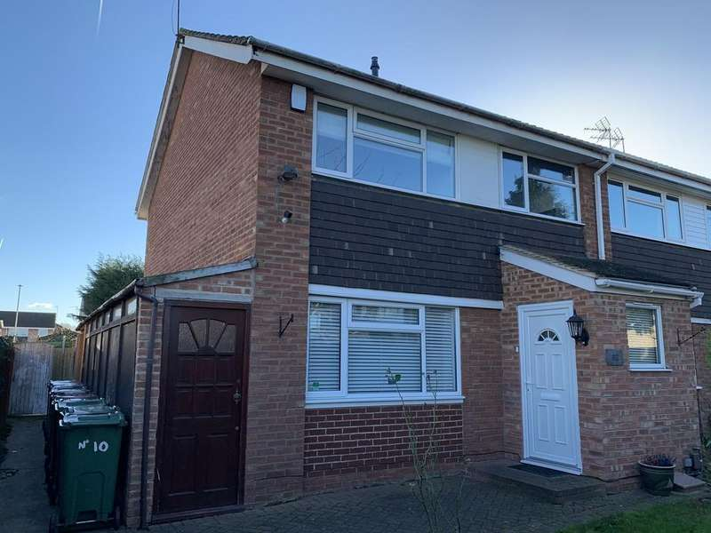 3 Bedrooms Semi Detached House for sale in Tuckers Road, Loughborough